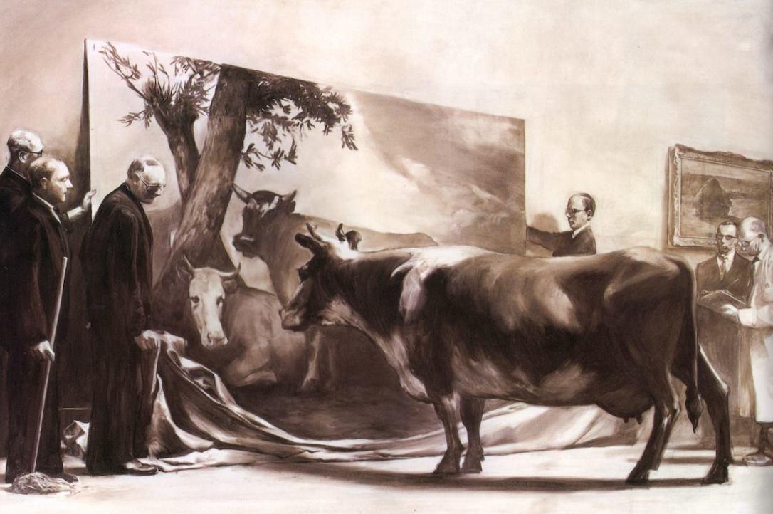 L'œil et l'esprit de Maurice Merleau-Ponty : méditation sur la science, l'art et la perception